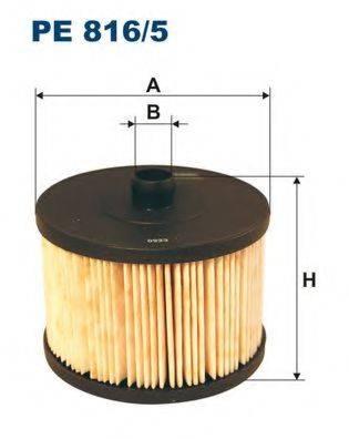 FILTRON PE8165 Топливный фильтр