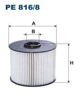 FILTRON PE8168 Топливный фильтр