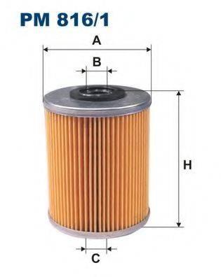 FILTRON PM8161 Топливный фильтр