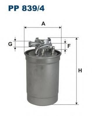 FILTRON PP8394 Топливный фильтр
