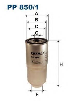 FILTRON PP8501 Топливный фильтр