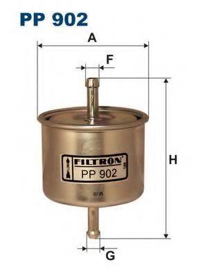 FILTRON PP902 Топливный фильтр