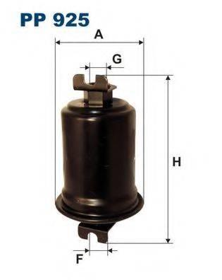 FILTRON PP925 Топливный фильтр