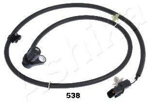 ASHIKA 15105538 Датчик, частота вращения колеса