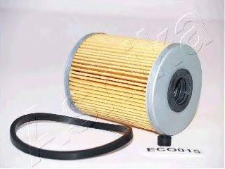 ASHIKA 30ECO015 Топливный фильтр
