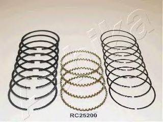 ASHIKA 3425200 Поршневое кольцо