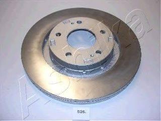 ASHIKA 6005526 Тормозной диск