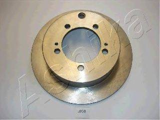 ASHIKA 6105503 Тормозной диск