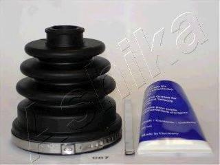 ASHIKA 6300087 Комплект пылника, приводной вал