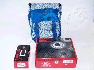 ASHIKA KFR527B Комплект тормозов, дисковый тормозной механизм