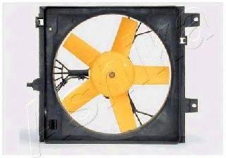 ASHIKA VNT211526 Вентилятор, охлаждение двигателя