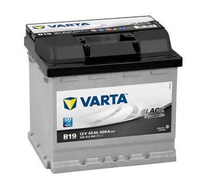 VARTA 5454120403122 Стартерная аккумуляторная батарея; Стартерная аккумуляторная батарея