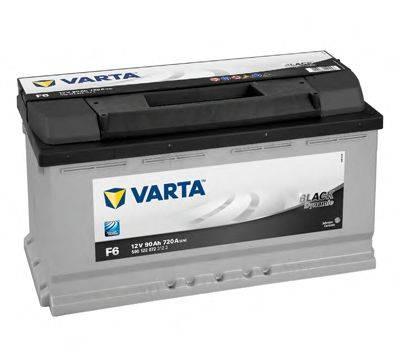 VARTA 5901220723122 Стартерная аккумуляторная батарея; Стартерная аккумуляторная батарея
