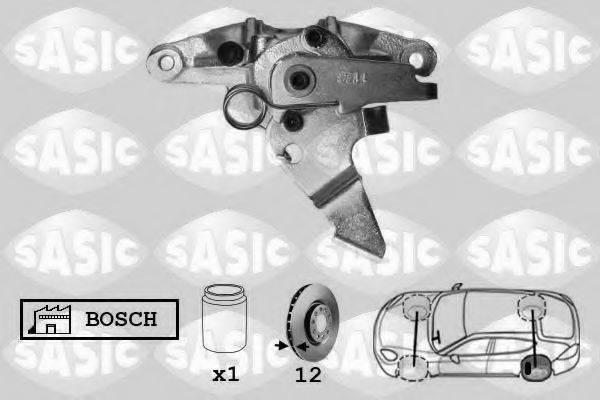 SASIC 6504008 Тормозной суппорт