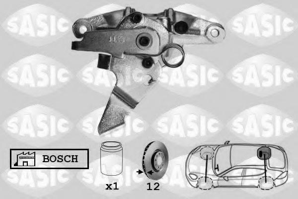 SASIC 6504009 Тормозной суппорт