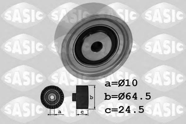 SASIC 1706061 Паразитный / Ведущий ролик, зубчатый ремень