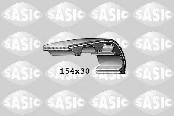 SASIC 1760025 Ремень ГРМ