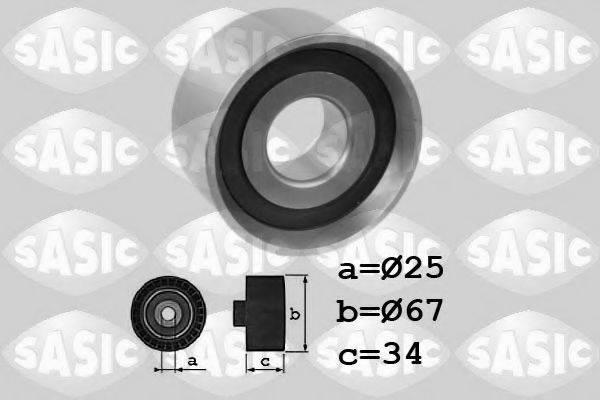 SASIC 1700034 Натяжной ролик, ремень ГРМ