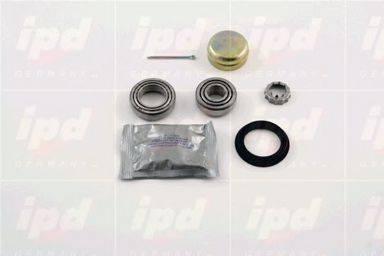 IPD 301024 Комплект подшипника ступицы колеса