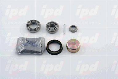 IPD 301037 Комплект подшипника ступицы колеса