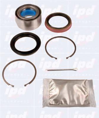 IPD 301317 Комплект подшипника ступицы колеса