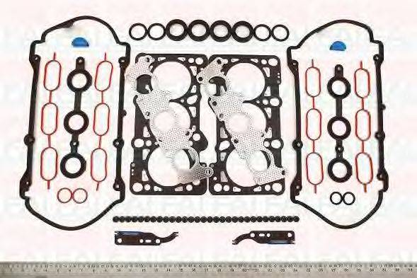 FAI AUTOPARTS HS1036 Комплект прокладок, головка цилиндра