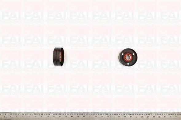 FAI AUTOPARTS T1068 Паразитный / ведущий ролик, поликлиновой ремень