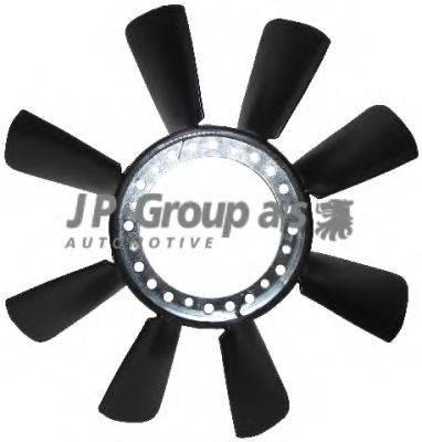 JP GROUP 1114900300 Крыльчатка вентилятора, охлаждение двигателя