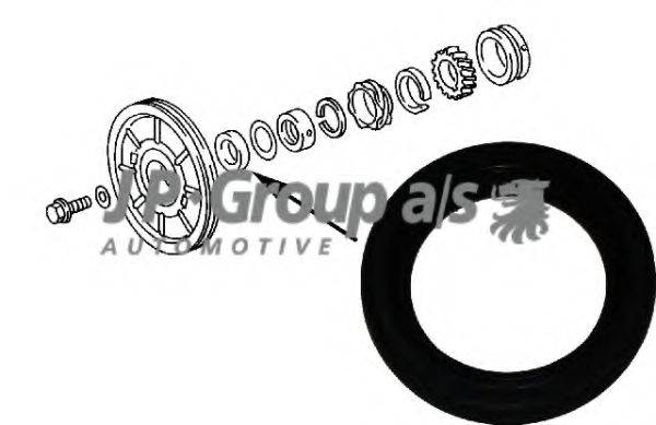 JP GROUP 1119500700 Уплотняющее кольцо, коленчатый вал