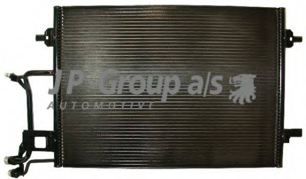 JP GROUP 1127200600 Конденсатор, кондиционер