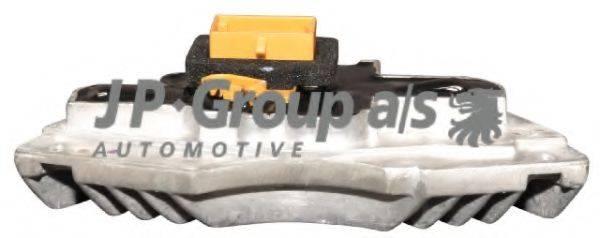 JP GROUP 1128001700 Блок управления, отопление / вентиляция