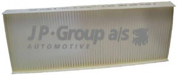 JP GROUP 1128101400 Фильтр, воздух во внутренном пространстве