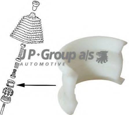 JP GROUP 1131400600 Втулка, шток вилки переключения передач