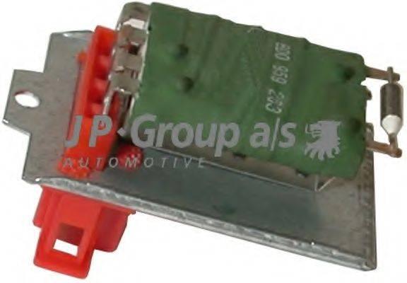 JP GROUP 1196850900 Сопротивление, вентилятор салона