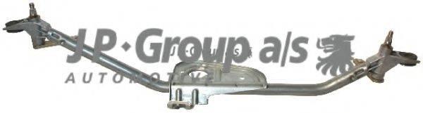 JP GROUP 1198101400 Система тяг и рычагов привода стеклоочистителя