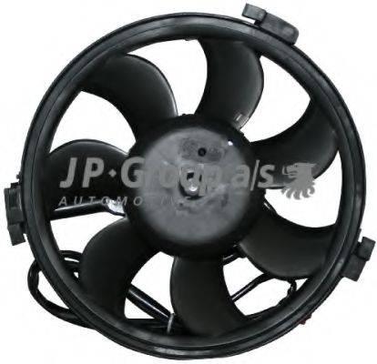 JP GROUP 1199106900 Электродвигатель, вентилятор радиатора