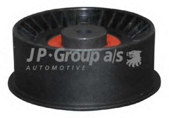 JP GROUP 1212202300 Паразитный / Ведущий ролик, зубчатый ремень