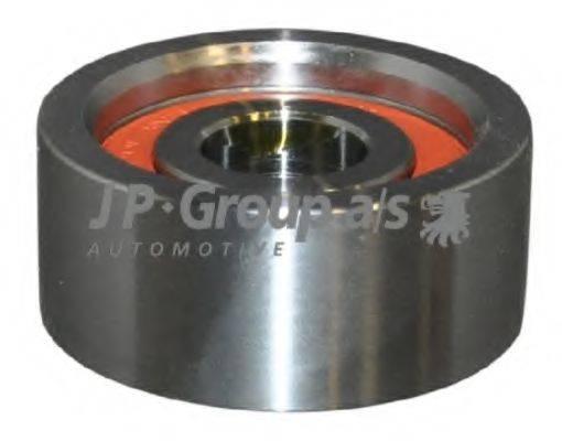 JP GROUP 1218300900 Паразитный / ведущий ролик, поликлиновой ремень
