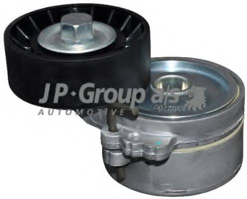 JP GROUP 1518302700 Натяжной ролик, поликлиновой  ремень