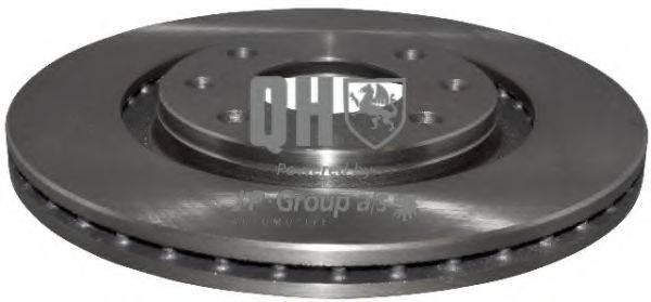 JP GROUP 4163102409 Тормозной диск