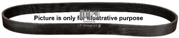 JP GROUP 1418102009 Поликлиновой ремень