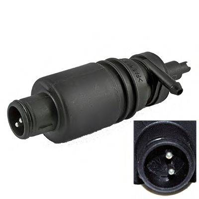 SIDAT 55122 Водяной насос, система очистки окон