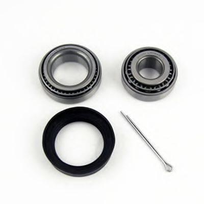 SIDAT 460099 Комплект подшипника ступицы колеса