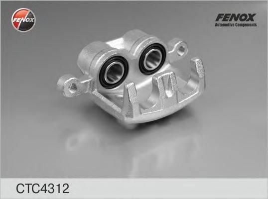 FENOX CTC4312 Комплект корпуса скобы тормоза