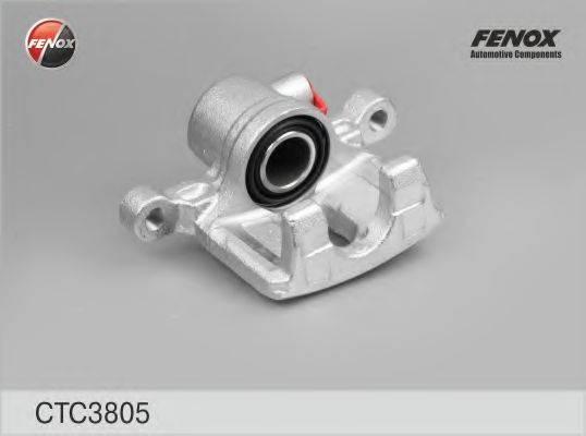 FENOX CTC3805 Комплект корпуса скобы тормоза