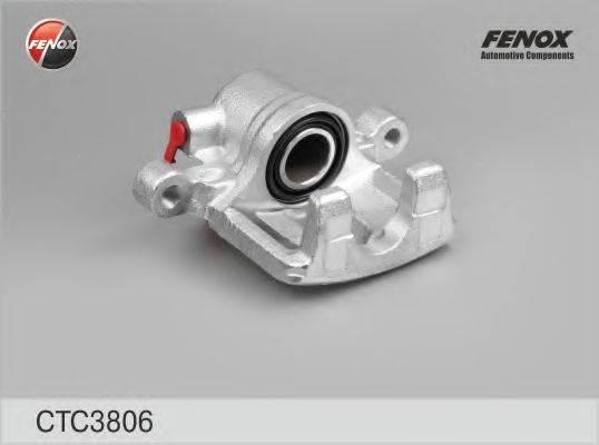 FENOX CTC3806 Комплект корпуса скобы тормоза