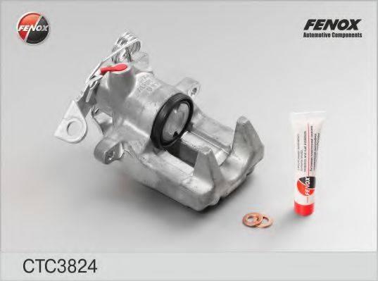 FENOX CTC3824 Комплект корпуса скобы тормоза