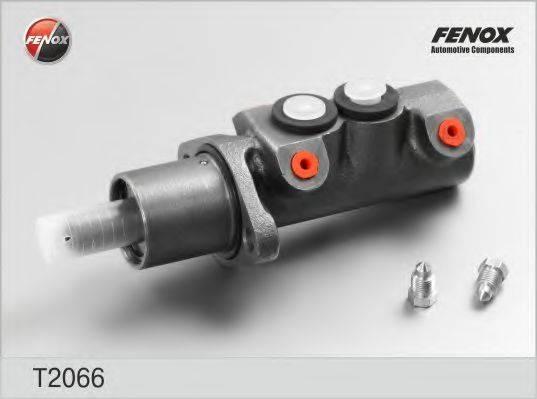 FENOX T2066 Главный тормозной цилиндр