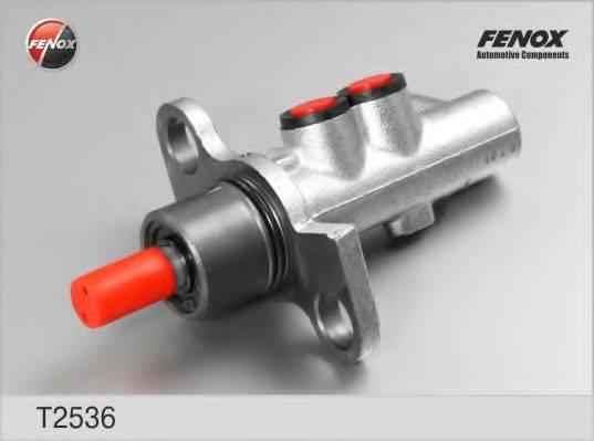 FENOX T2536 Главный тормозной цилиндр