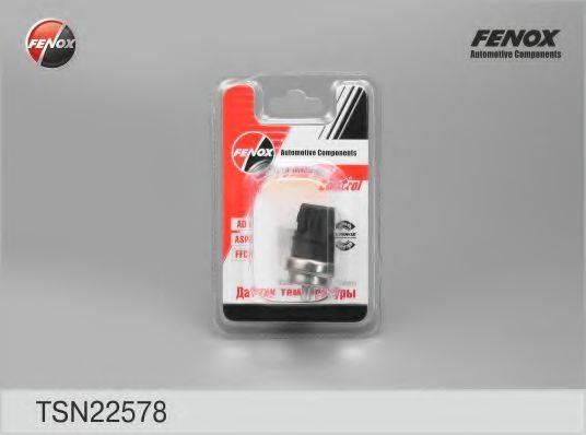 FENOX TSN22578 Датчик, температура охлаждающей жидкости